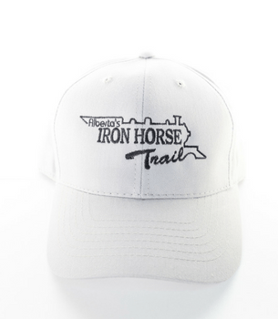 iron horse trail white hat
