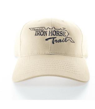 iron horse trail beige hat
