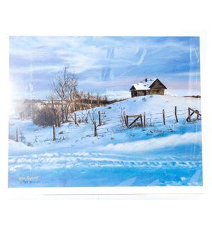 Pat Deputat Shades of Winter print